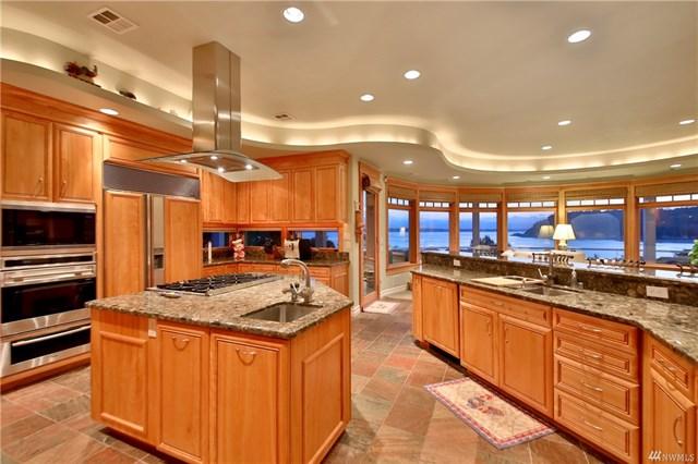 Million Dollar Home, Whidbey Island, Clinton